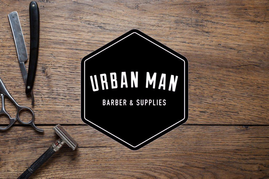 Urban Man Barber & Supplies - Client Portfolio