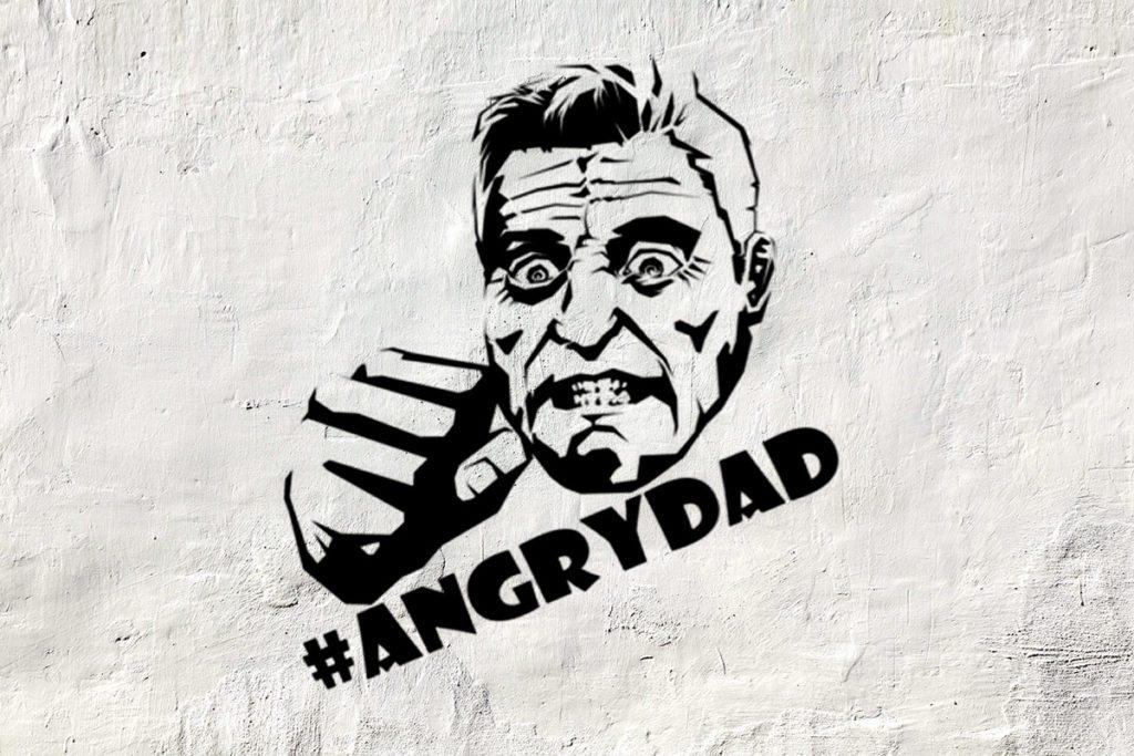 Angry Dad - Client Portfolio