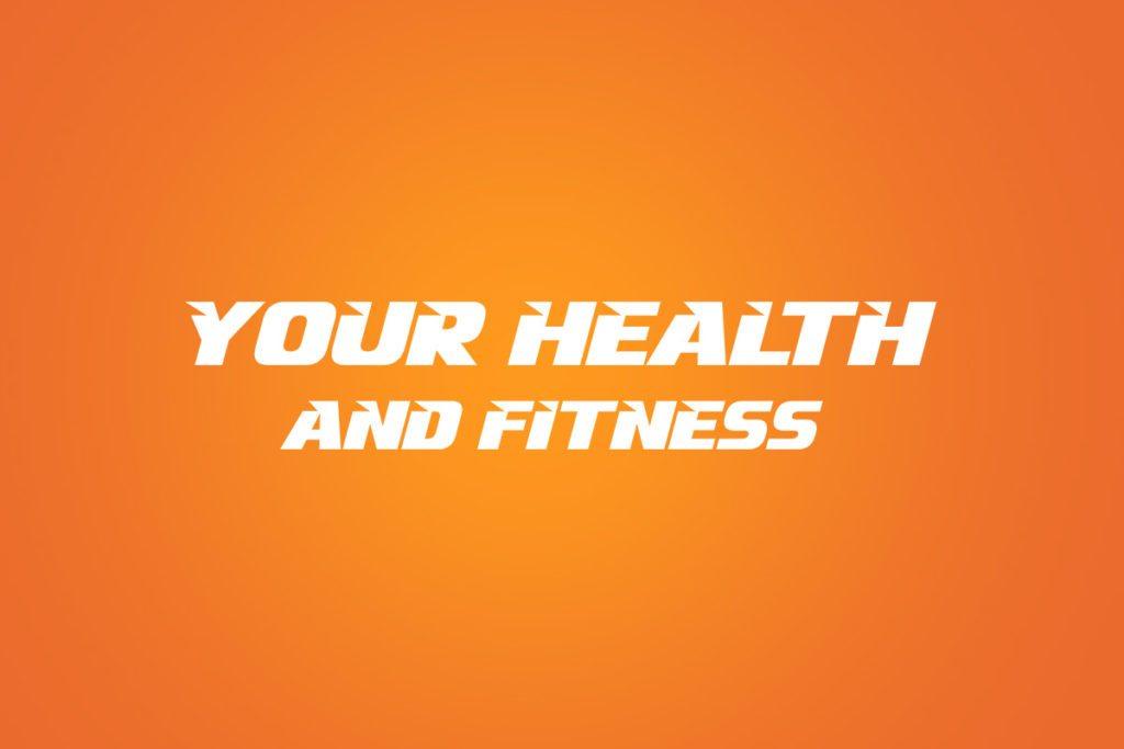 Your Health & Fitness - Client Portfolio