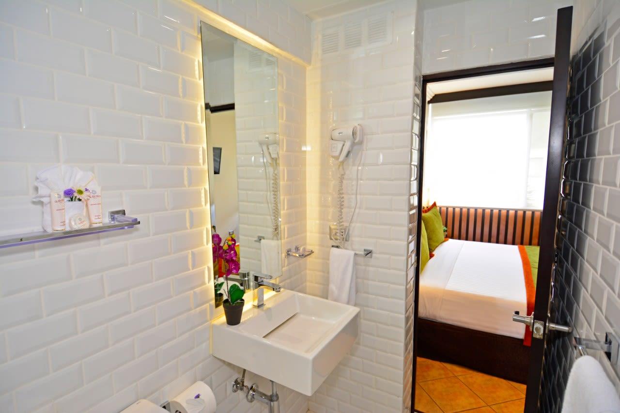 Habitación Hotel Autentico CR
