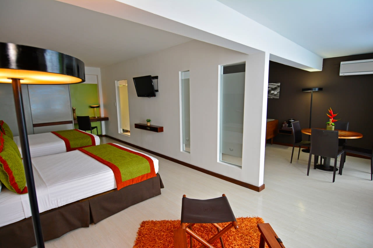 Junior suite hotel autentico