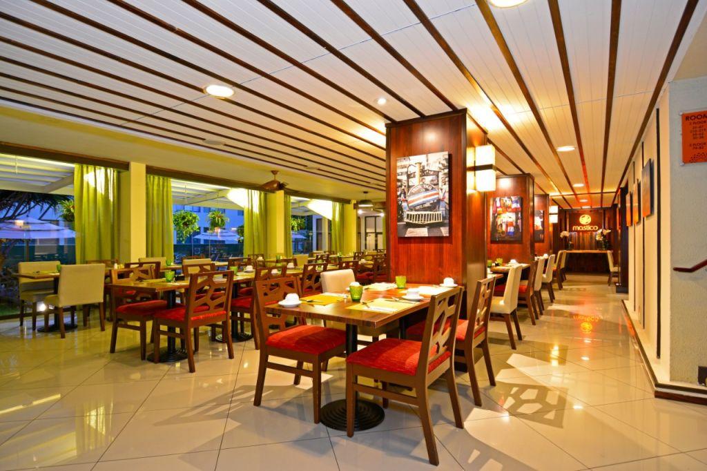 REstaurante mastico Hotel Autentico Costa Rica