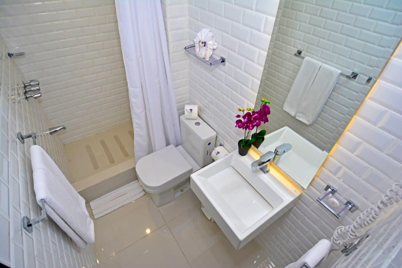 habitacion superior single hotel autentico