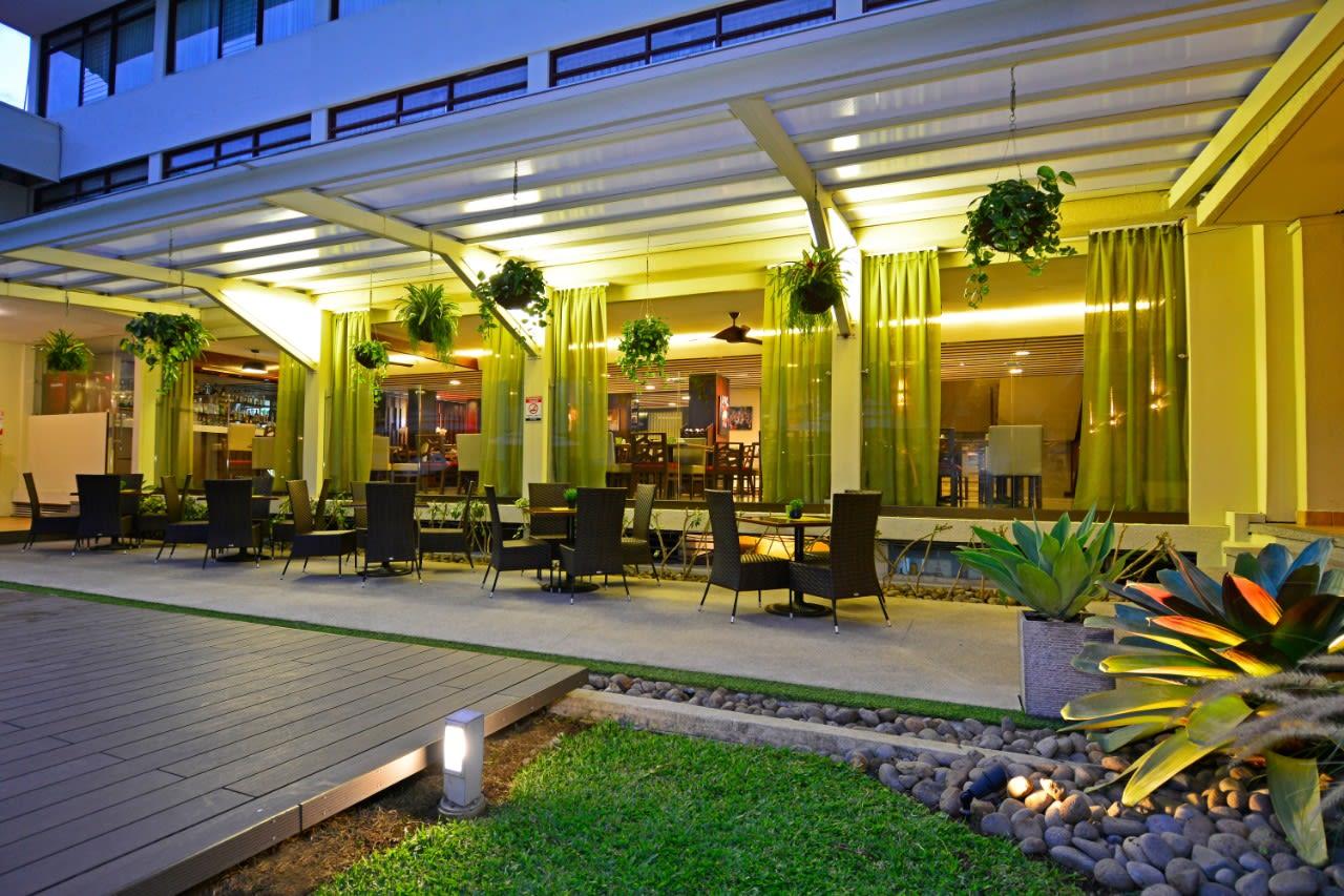 mastico restaurant hotel