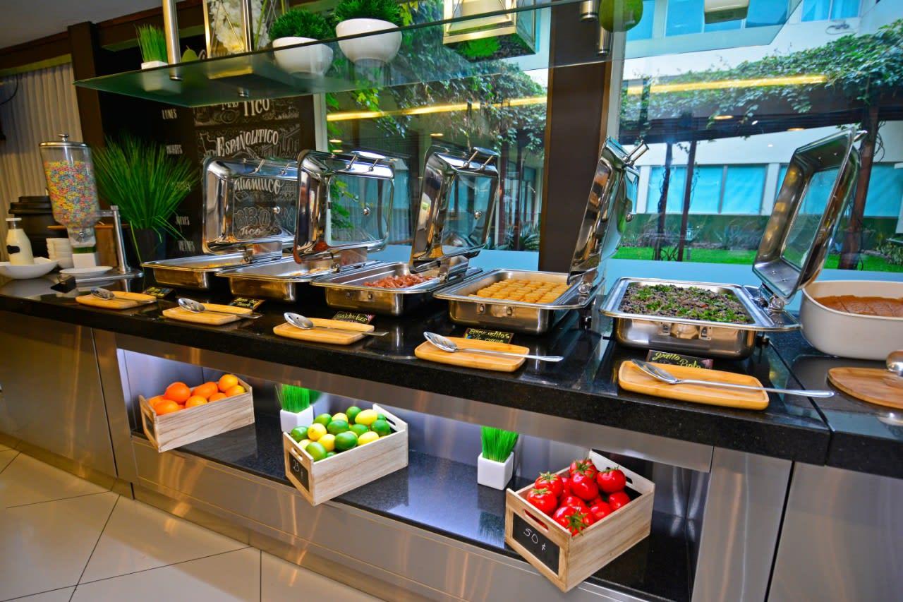 Mastico Restaurante - Hotel Auténtico San José Costa Rica