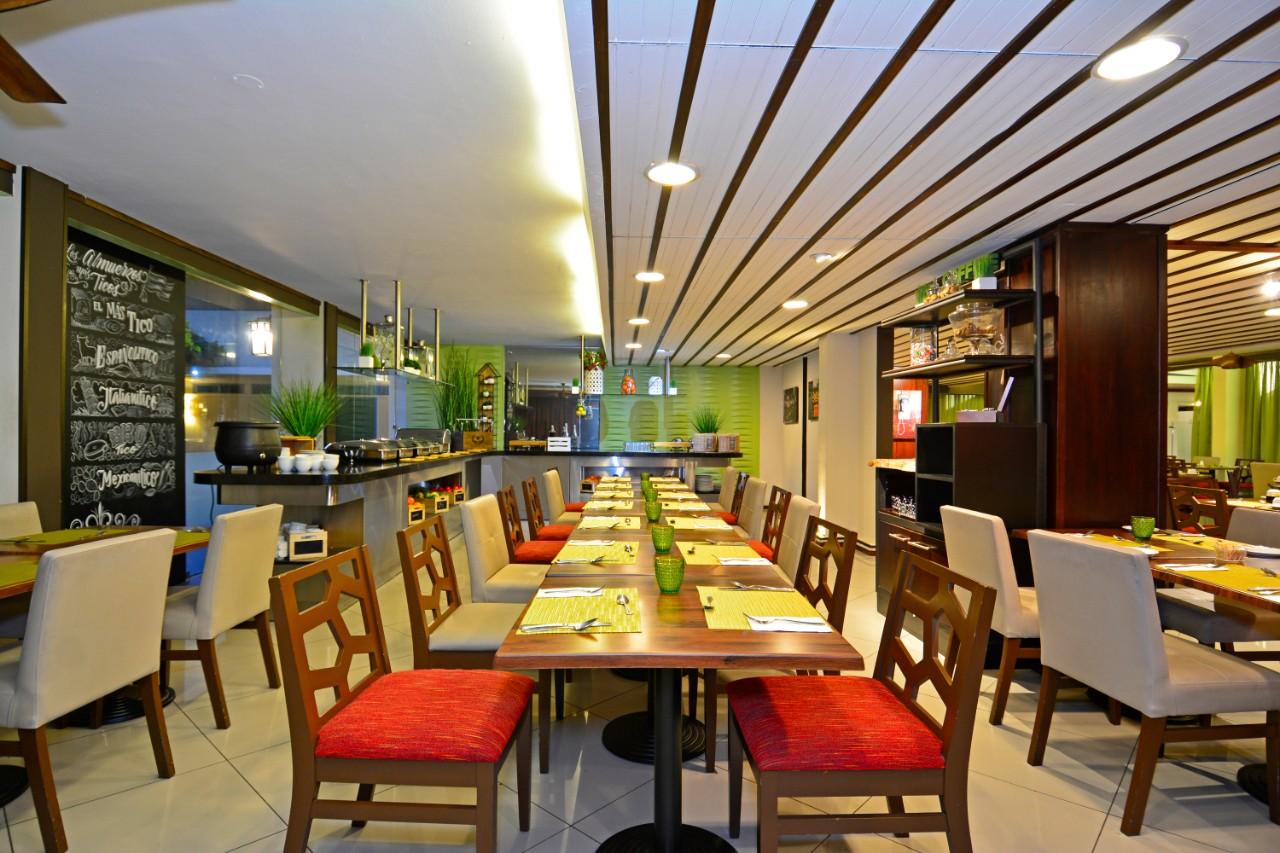 restaurante buffet sabana costa rica