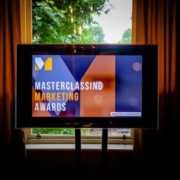 Masterclassing Marketing Awards