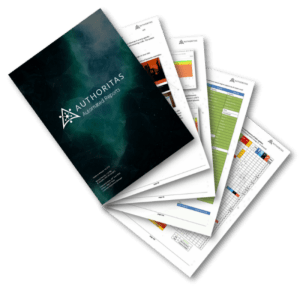 Authoritas user manual