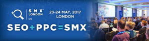 SMX London banner