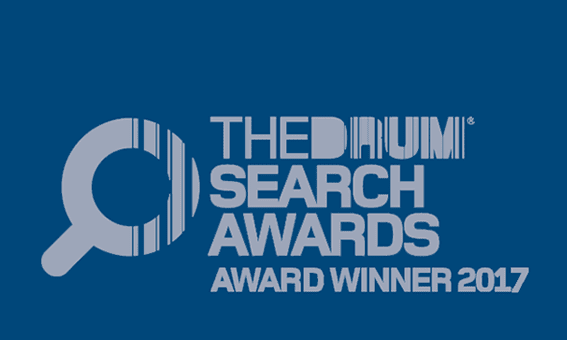 The Drum Search Awards winner 2017