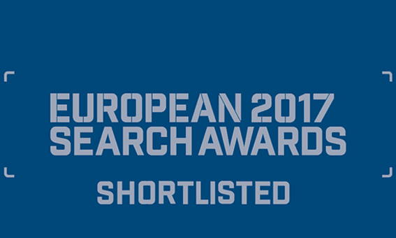 European search awards shortlist 2017