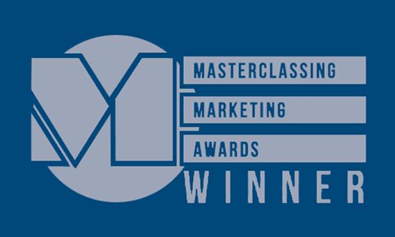 Masterclassing marketing awards winner