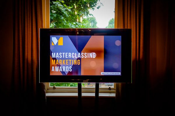 Masterclassing Marketing Awards