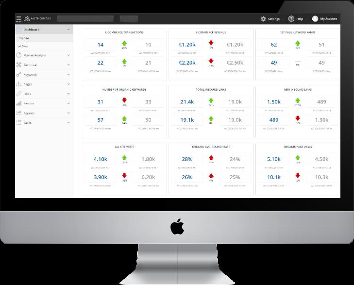 Dashboard KPIs image