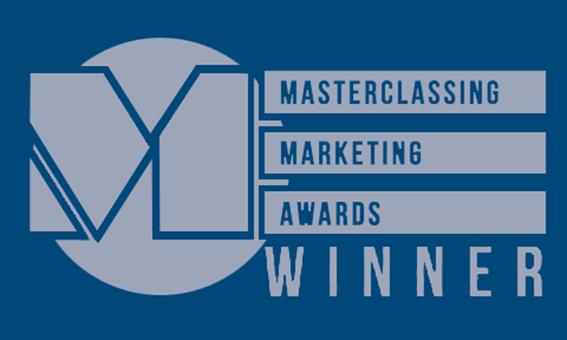 Masterclassing Marketing Award Winner