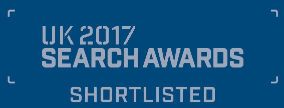 UK 2017 Search award shortlist