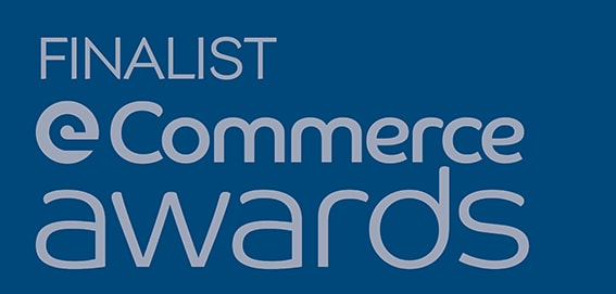eCommerce award finalist