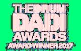 DADI SEO Award Winner Logo