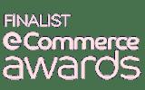 eCommerce Awards Finalist Badge