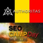 SEO Camp day Bruxelles Authoritas