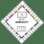 SERP ambiguity