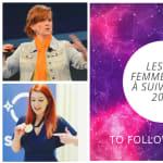 Top 10 women in seo