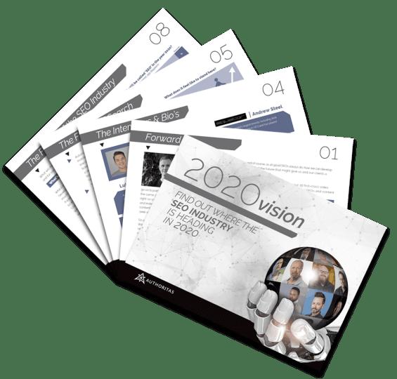 SEO in 2020 ebook
