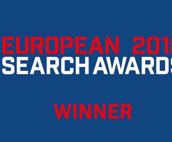 European search award winner 2018