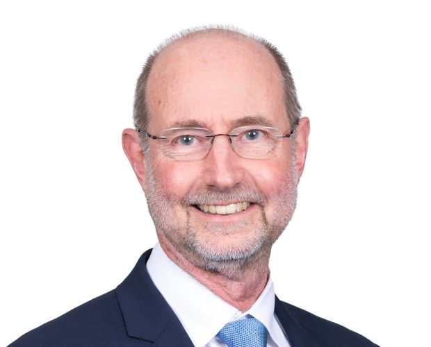 Dr Rob Storer - Chairman