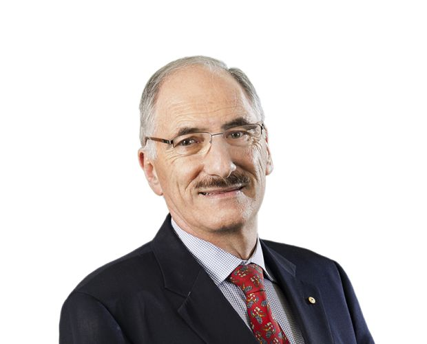 Emeritus Professor Louis I. Landau AO -