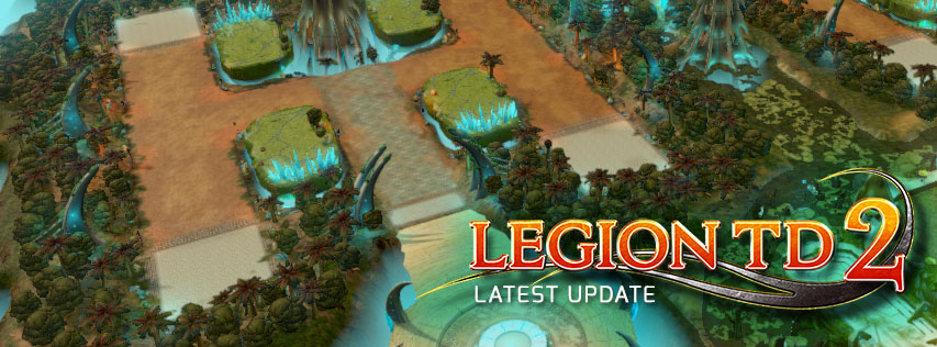 Update #25: Custom Games in Legion TD 2 | Legion TD 2 Community