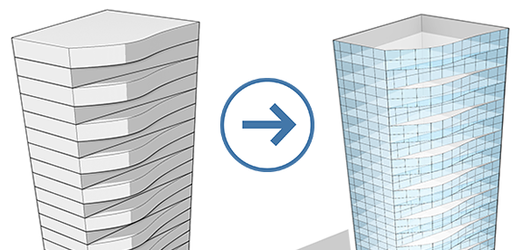 Conceptual BIM with Revit