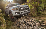 TRD Pro trucks include limited numbers of Tacoma, Tundra and 4Runner models