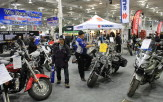 <p>Something for everyone at biggest bike show of all.</p>