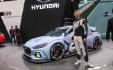 The Mondial de l'Automobile is the kick-off to the 2017 global auto show season
