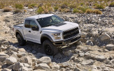 Having a 2017 F-150 Raptor is like having your own personal 'Trophy Truck'