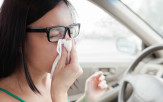 <p>Driver Sneezing</p>