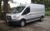 <p>2015 Ford Transit 250 - Canadian Truck King Van Challenge Winner</p>