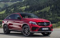 <p>2016 Mercedes GLE Coupe</p>