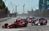 <p>Honda Indy Toronto, 2013, Race One</p>