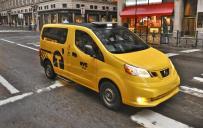 Nissan NV200 New York Taxi