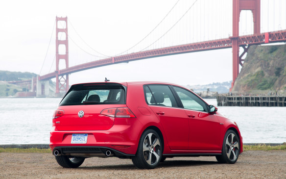 <p>One of just two cars in the top ten to improve sales from 2014, Golf sales were up by a phenomenal 84.1%. It ranked 24<sup>th</sup> overall.</p>