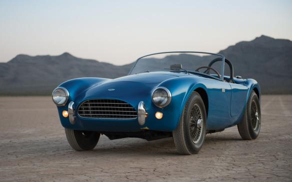 <p>If you're really in for the big bucks, looking for the automotive version of the Mona Lisa or the Declaration of Independence, the very first Shelby Cobra – CSX 2000 – is the car for you. An English AC Ace, stuffed with an American Ford 260 cubic-inch V-8 engine and Ford four-speed transmission, it was the car that begat everything Shelby that would follow. Called the most important American sports car in history, and offered for sale from the Carroll Hall Shelby Trust, RM Sotheby's, hasn't even published an expected sale price for it. But if you've got really deep pockets…</p>