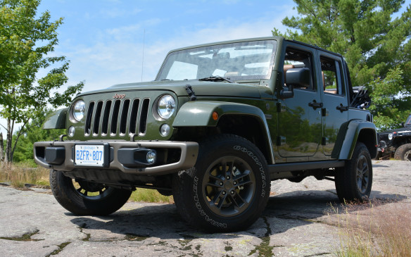 <p>Not everyone is about horsepower and G-forces; there are those that like a slower, bumpier trail, and that's why the Jeep Wrangler makes this list. The Wrangler is built specifically for off-road adventures with its boxy military shape, high-strength underbody and high ground clearance to get over those tricky rocks and passages.</p>