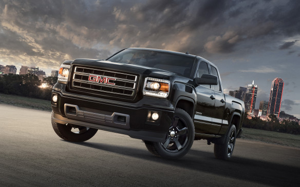 <p>GMC's full-size Sierra pickup vaulted two spots to third in the truck sales rankings, passing both the Ford Escape and the Dodge Grand Caravan for third place. It was fourth in the overall standings, where it slotted in behind the Honda Civic.</p>