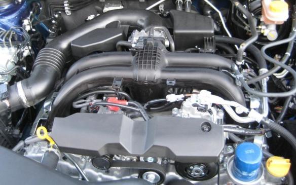 2015 Subaru Legacy - 2.5-L four-cylinder engine