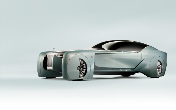 """<p>""""Our customers will give us direction, but they'll never take the (designer's) pencil – the pencil stays in our hands, so we can make sure we create a true Rolls-Royce.""""</p>"""