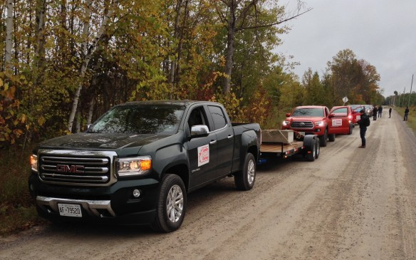 <p>2016 Canadian Truck King Challenge</p>