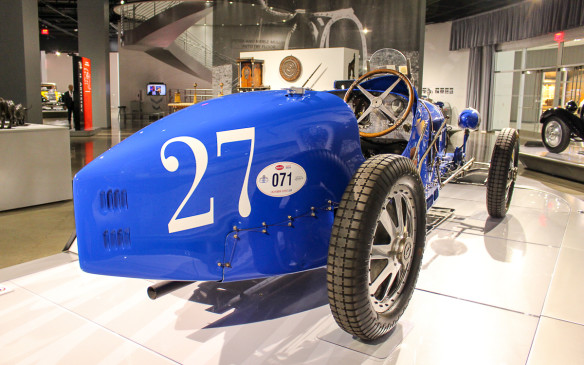 <p>Among the most successful of all Bugattis, both commercially and on the race track, was the Type 35, built in several variants from 1924 through 1929. Suitable for use on public roads as well as on the track, those variants reportedly won more than 1,000 races all across Europe and in the process solidifying the Bugatti mystique.</p>