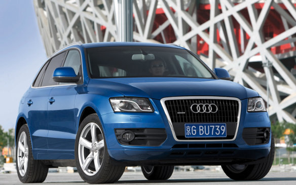 <p><strong>Compact Luxury SUV – Audi Q5:</strong> When Audi launched its A4-based Q5, the results were better than expected and its popularity exploded. Definitely road-biased with a standard turbocharged four-cylinder engine and all-wheel-drive, the Q5 impresses just about everywhere. The Acura RDX and last-year's champ, the Mercedes-Benz GLK-Class offer more sleek and sporty options, although the Acura doesn't share the brand cache of the other two. They ranked second and third.</p>
